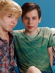Schoolboy Threesome